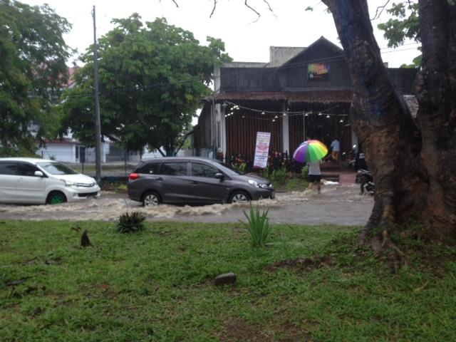 antisipasi bencana banjir