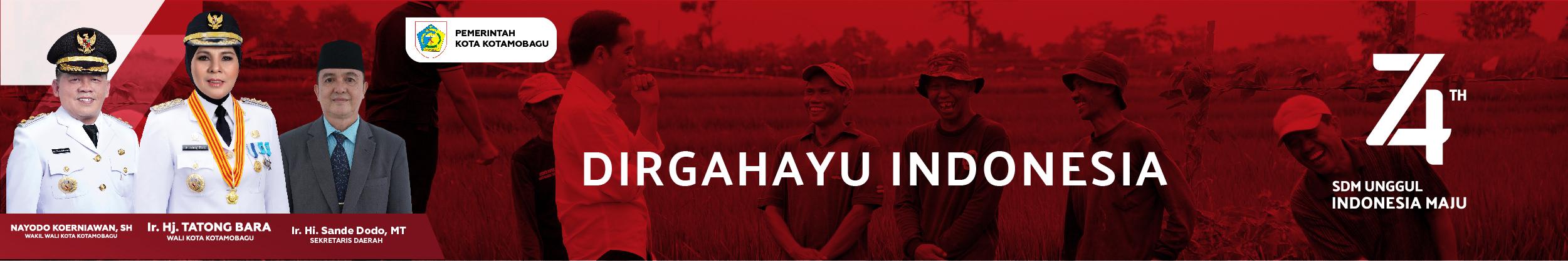 iklan DIRGAHAYU INDONESIA