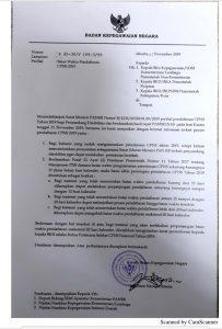 Waktu Pendaftaran CPNS Bolmong Diperpanjang Bolmong Headline Terkini