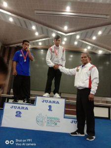 Hebat, Atlet Wushu Bolmong Raih 2 Medali Emas, Perak & Perunggu Bolmong Headline Terkini