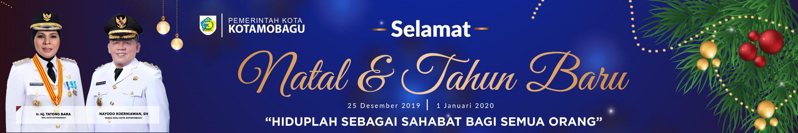 iklan Hari Pahlawan 10 November 2019 Pemkot Kotamobagu