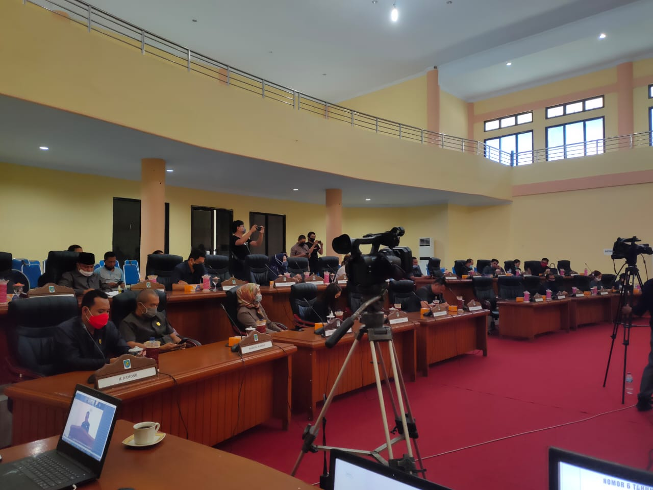 DPRD Bolmong Gelar Paripurna Penetapan Perda RPJMD Tahun 2017-2022 Advertorial Bolmong Headline Terkini