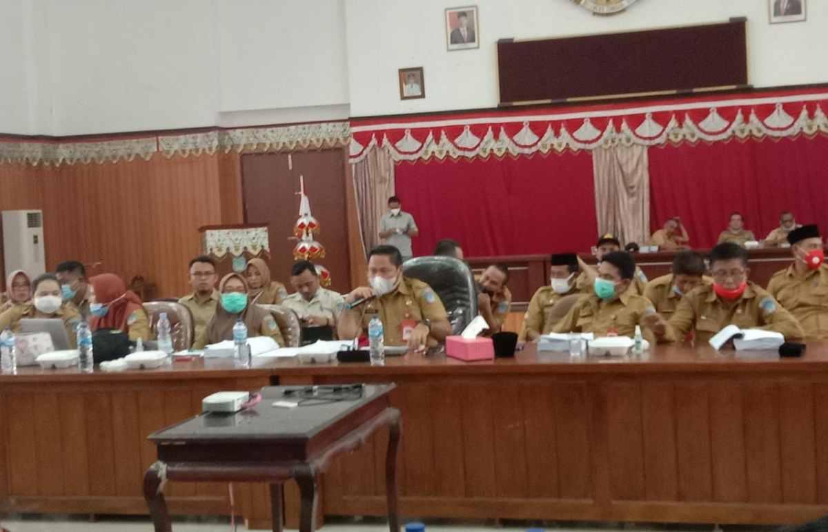 Banggar DPRD Pastikan APBD Bolsel 2021 Masih Pro Rakyat Advertorial Bolsel Headline Terkini