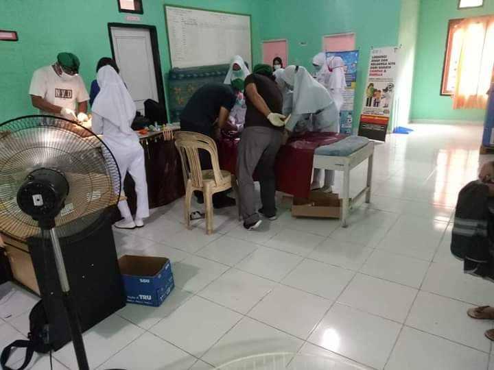 Dinkes Bolmong Gelar Kegiatan Sunatan Masal Gratis di Kecamatan Passi Barat Advertorial Bolmong Headline Terkini