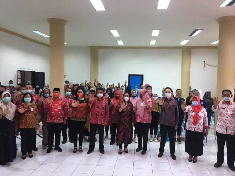 Sekda Bolmong Buka Kegiatan Sosialisasi Pencegahan KDRT Advertorial Bolmong Headline