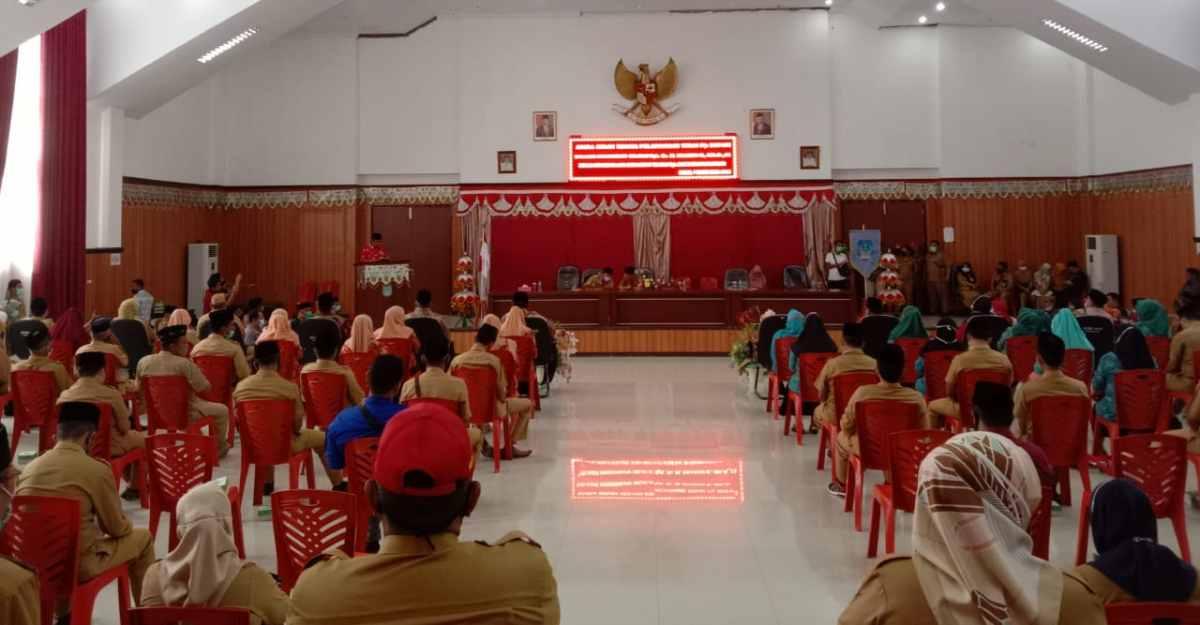 Iskandar Kembali Jabat Bupati, Praseno: Terima Kasih Pemerintah dan Masyarakat Bolsel Advertorial Bolsel Headline Terkini